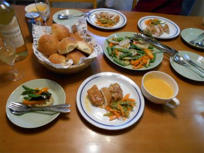 301004夕食