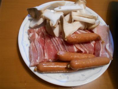301019豚焼肉