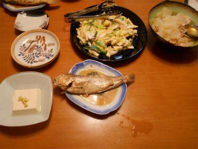 301020夕食