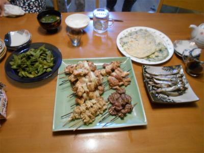 301021夕食