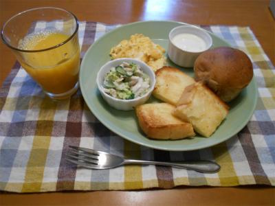 301023朝食