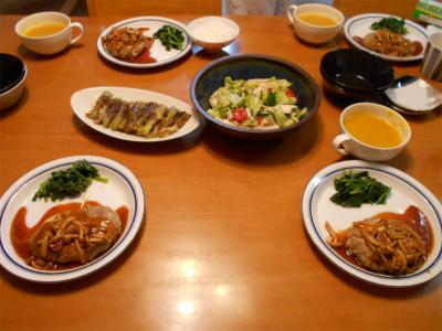 301027夕食