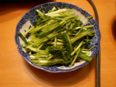 301104壬生菜の浅漬け