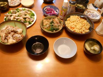 31111夕食