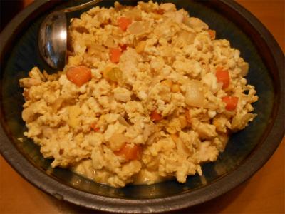 301111炒り豆腐