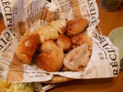 301113買った胡桃パン他