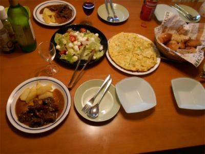 301113夕食