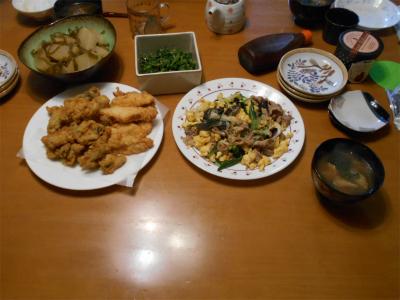 301123夕食