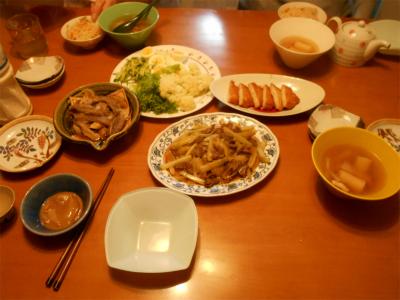 301207夕食