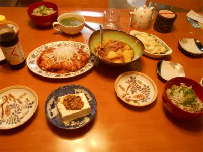 301221夕食