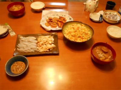 310111夕食