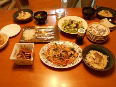310112夕食
