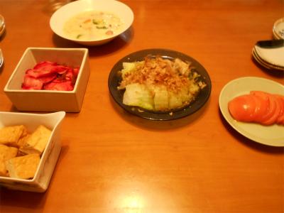 310116夕食