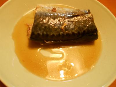 310121鯖の煮付け