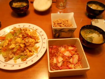 310126夕食