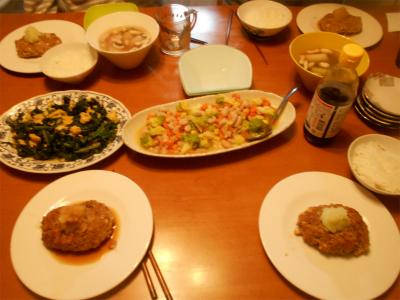 310211夕食