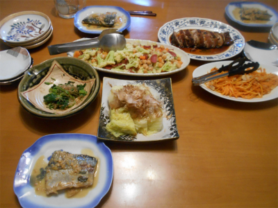 310216夕食
