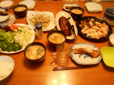 310217夕食
