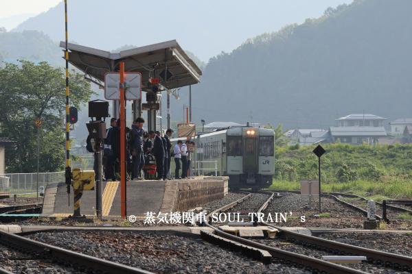 蒸気機関車 SOUL TRAIN's 2017.5...