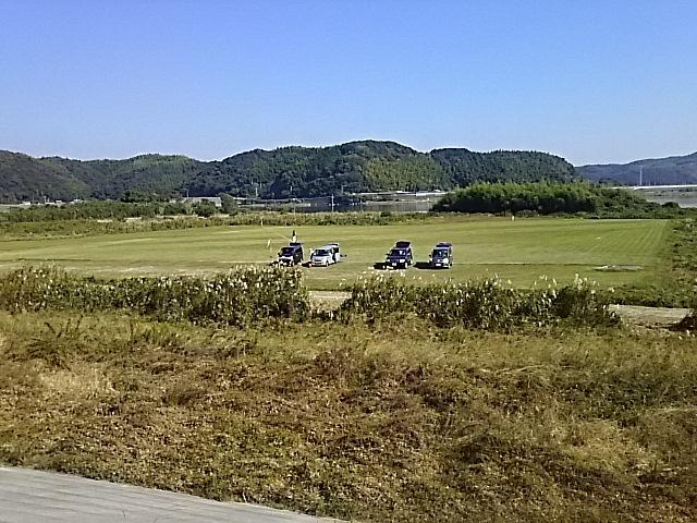 ラジコン飛行場