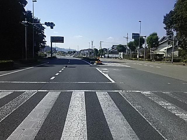 バイパス道路