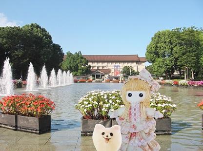 上野公園です