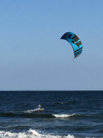 kitesurfing sep
