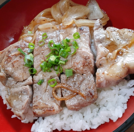 2017-10-24-豚丼2)