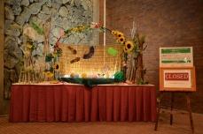 新富良野プリンスホテルの朝食①