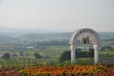 日の出ラベンダー園④