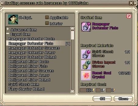 GFUSAブログ用796B1 紫防具作成・手甲