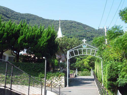 井持浦教会1