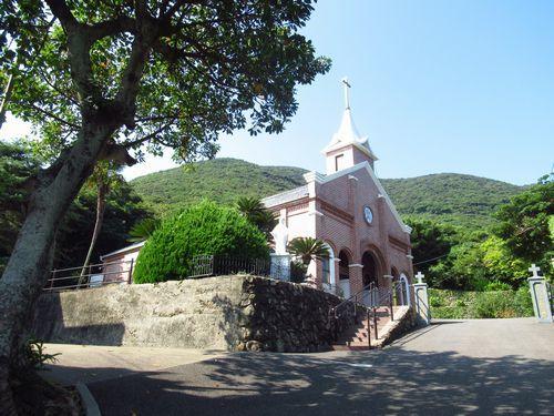 井持浦教会2