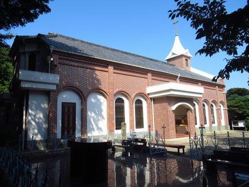 井持浦教会5