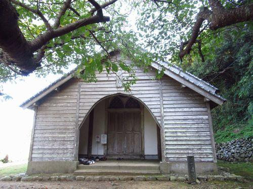 旧五輪教会5