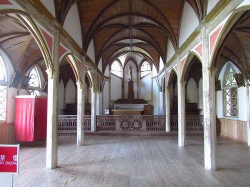 旧五輪教会8