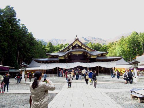 弥彦神社8