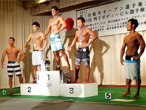 第36回 男子栃木ボディビル選手権大会・第1回 栃木オープン(フィットネスビキニ・メンズフィジーク)選手権大会⑬