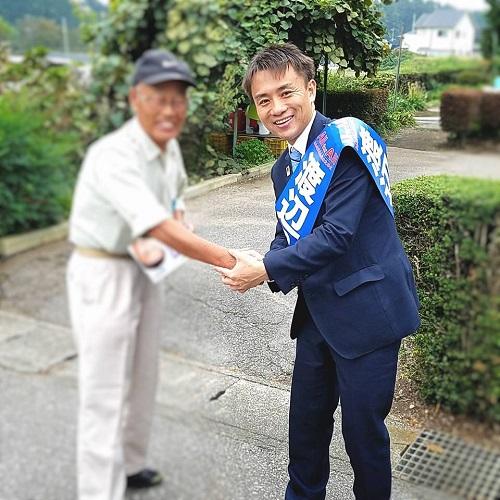 栃木1区 無所属<渡辺のりよし>候補 出陣!④