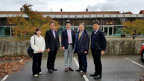 栃木県議会<海外行政調査団>速報その1⑦
