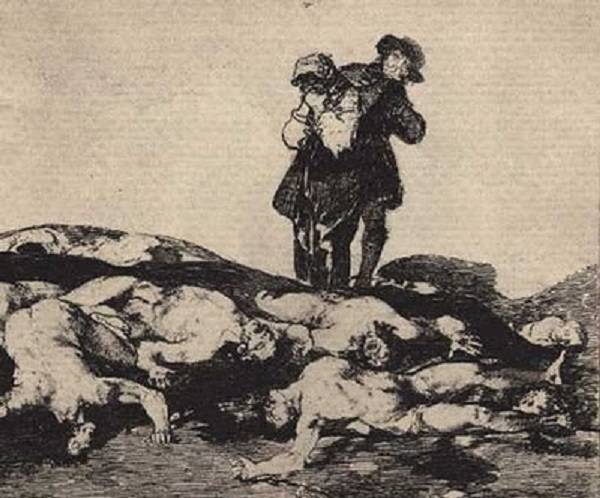 Goya Bury Them and Be Silent 1810-1815[1]