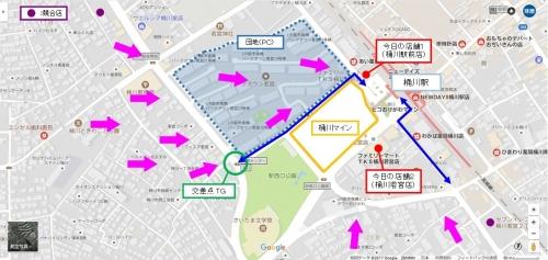 20171004_33・34_ファミリーマートTKS桶川駅前店・ファミリーマートTKS桶川若宮店