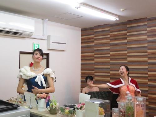 大内あゆみさん菊池芽衣さん2018