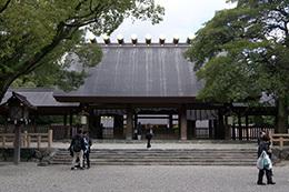 171023熱田神宮の大楠⑪