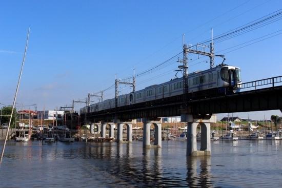 ㉗矢部川橋梁1