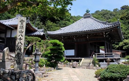 ⑨妙見寺観音堂