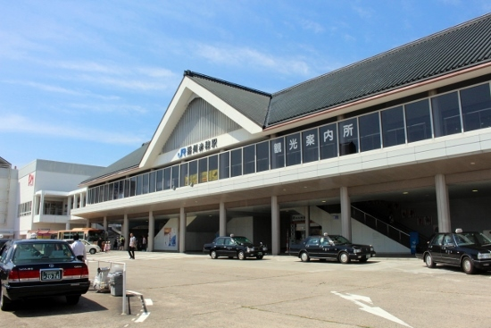⑭播州赤穂駅