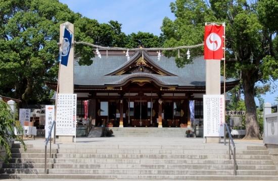 ⑰大石神社