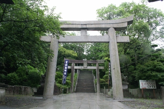 ⑫宮地嶽神社