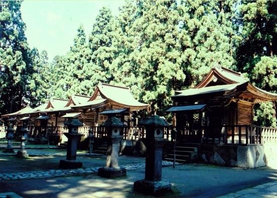 ⑨上杉霊廟